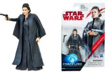 General Leia Organa 3 3 4 Inch Action Figure Photo Hasbro