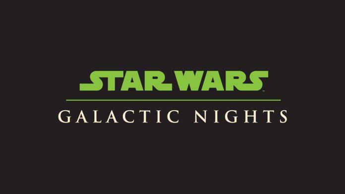 Star Wars Galactic Nights Logo