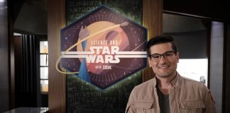 Anthony Carboni Science Star Wars