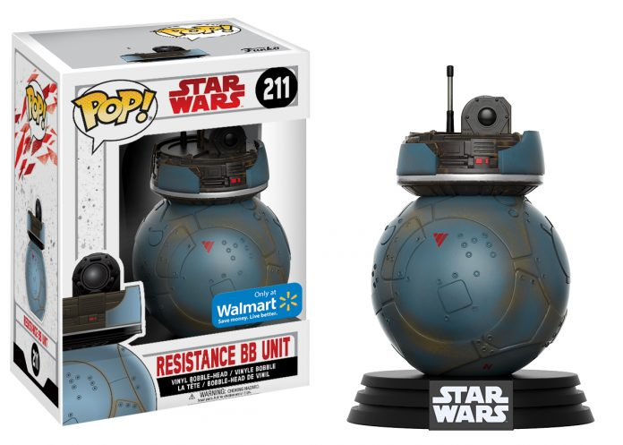 Funko Pop! Star Wars Resistance BB Unit