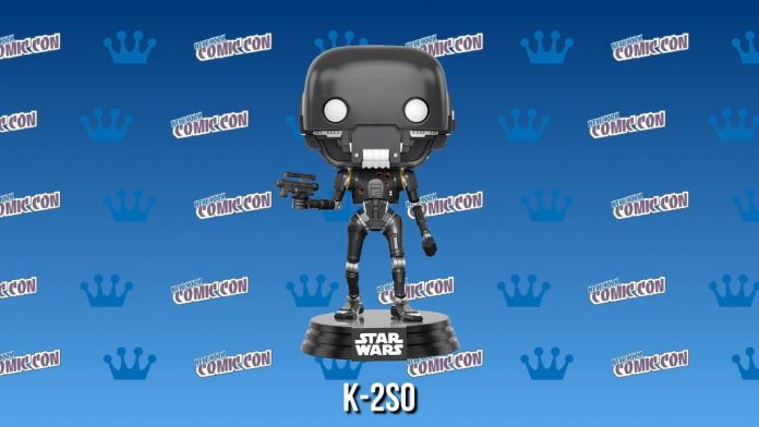 NYCC 2017 Exclusives: Star Wars!