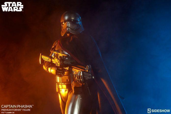 Star Wars Captain Phasma Premium Format Figure Sideshow 300562 19