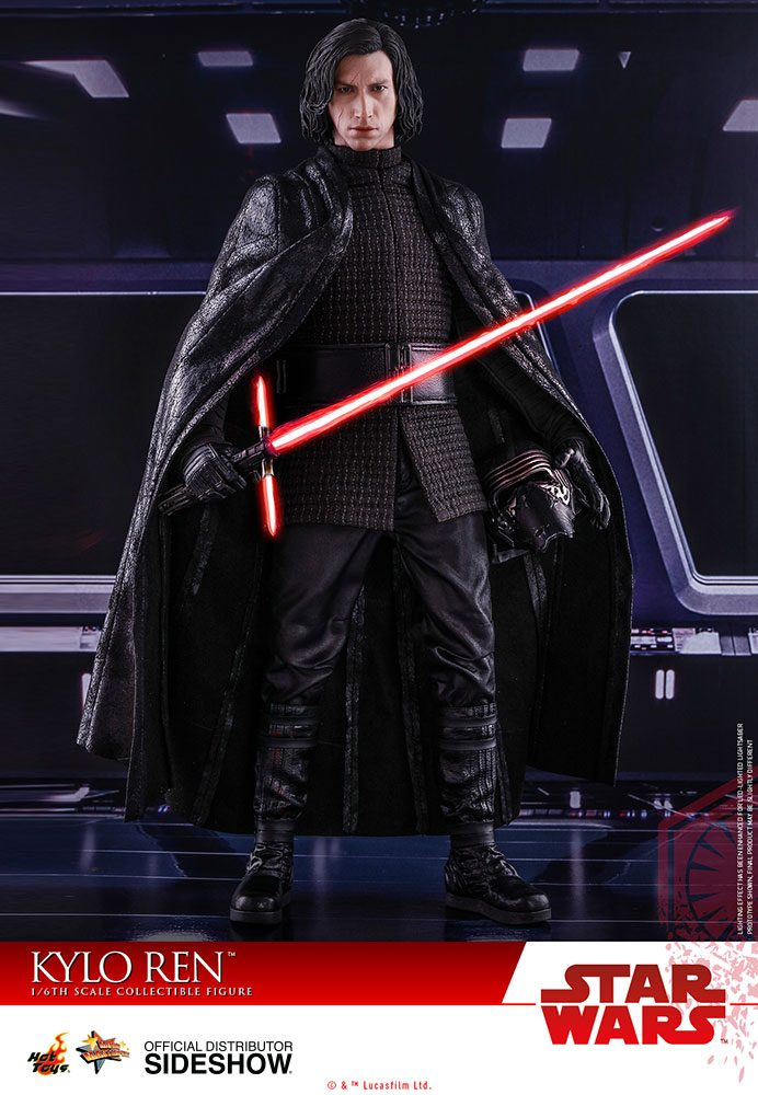 Star Wars Kylo Ren Sixth Scale Hot Toys 903179 01