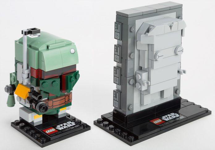 LEGO NYCC17 Exclusive Figures