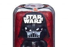 STAR WARS MIGHTY MUGGS Figure Assortment Darth Vader (in Pkg)
