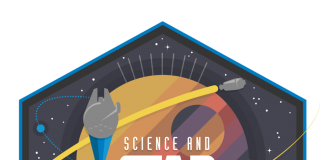 Science And Star Wars Logo