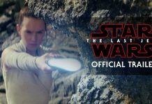 Watch Star Wars: The Last Jedi Trailer Now!