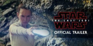 Watch Star Wars: The Last Jedi Trailer Now!