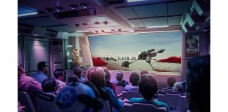 Crait In Star Tours The Adventures Continue