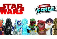 STAR WARS MICRO FORCE Blind Bags Assortment (Wave 1)