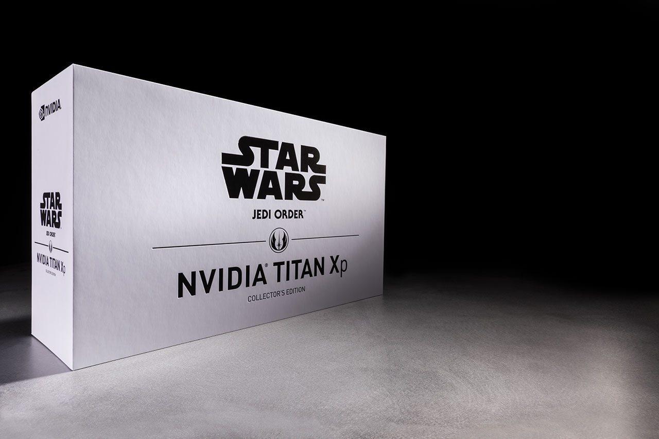 Nvidia Geforce Titan Xp Star Wars Collectors Edition Newsfeed