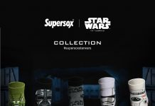 Supersox Star Wars Socks