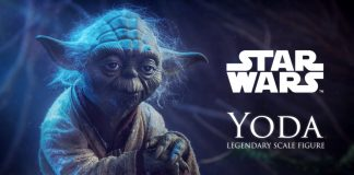Yoda Legendary Scale