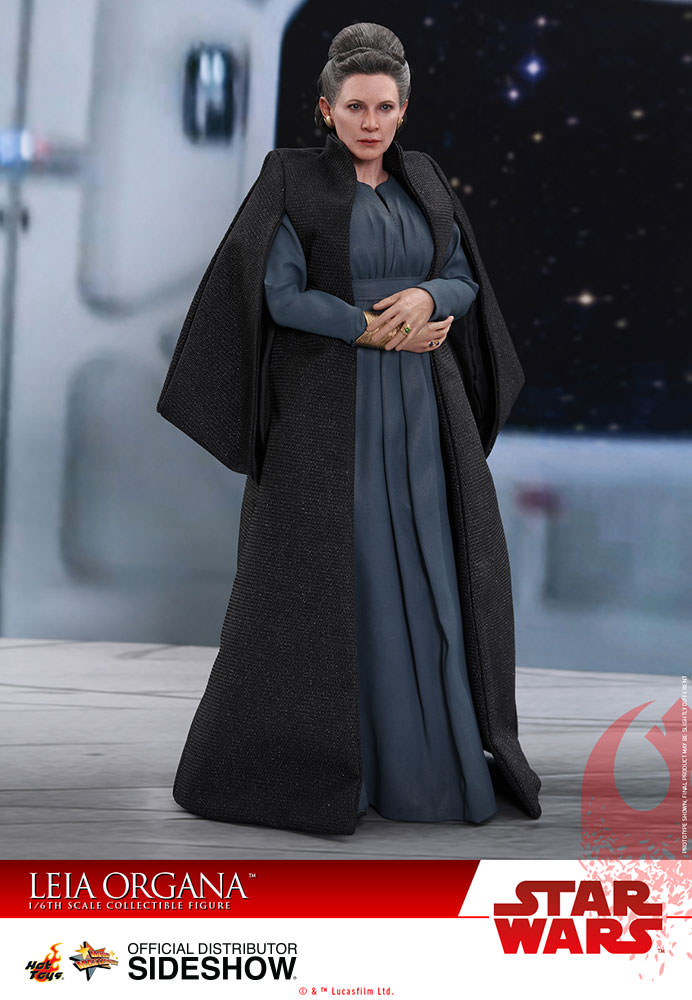 Star Wars Leia Organa Sixth Scale Figure Hot Toys 903333 02