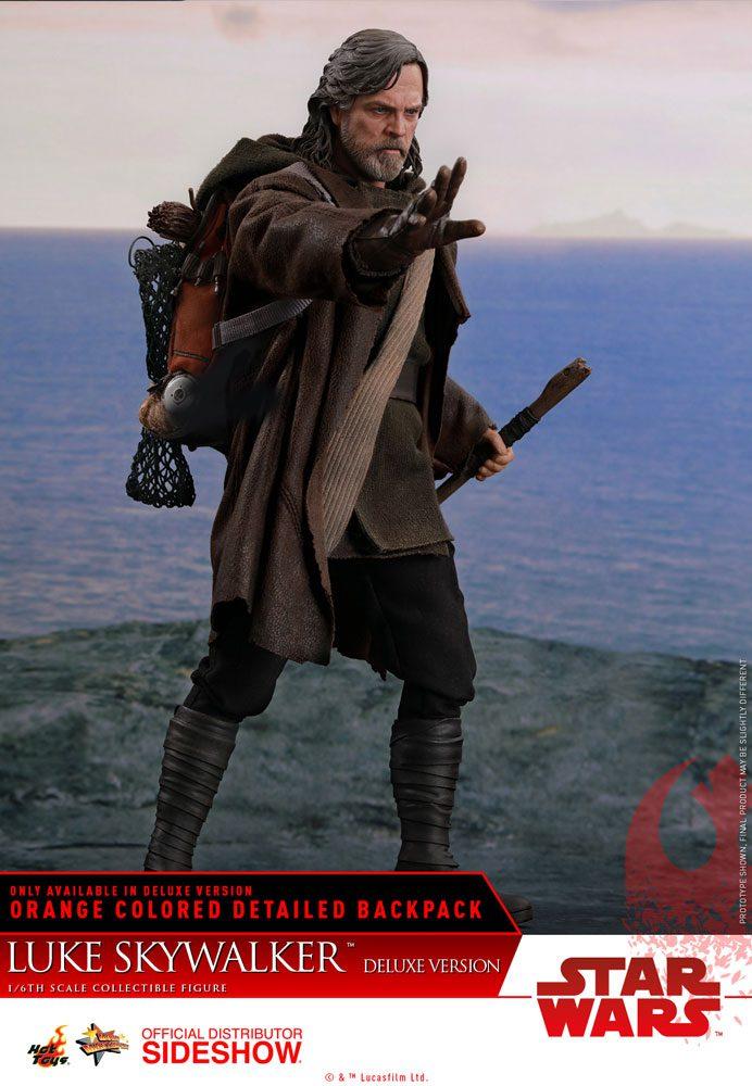 Star Wars Luke Skywalker Deluxe Sixth Scale Hot Toys 903204 02
