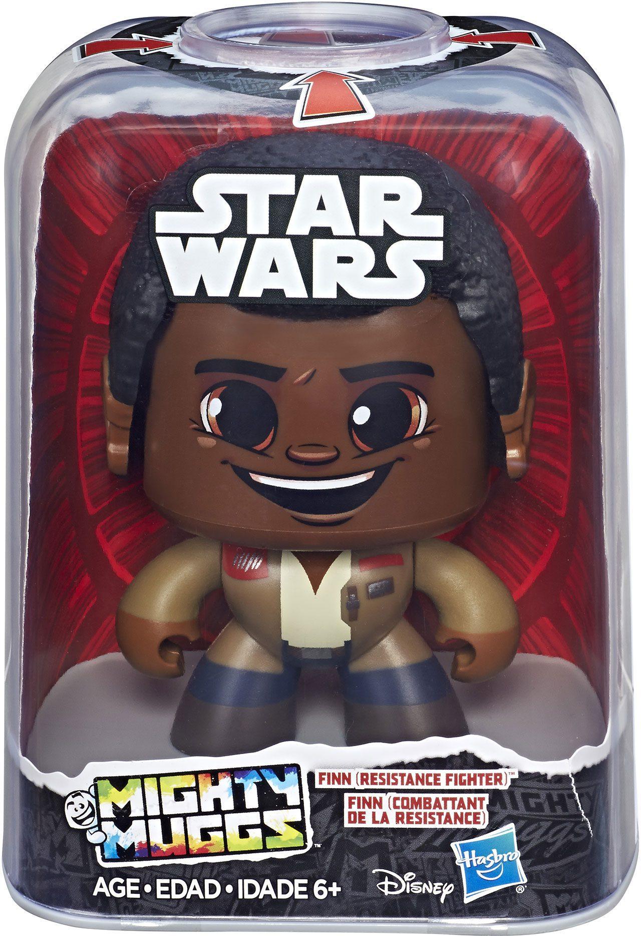STAR WARS MIGHTY MUGGS Figure Assortment Yoda (in Pkg)
