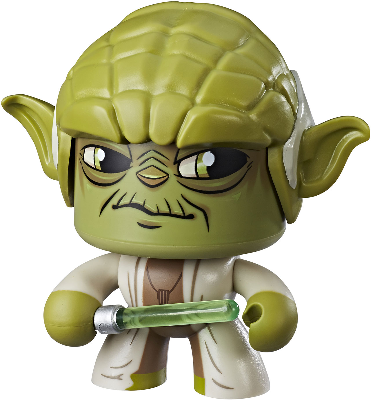 STAR WARS MIGHTY MUGGS Figure Assortment Yoda (in Pkg)