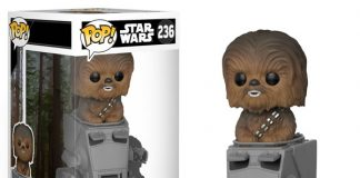 Funko Pop! Chewbacca AT-ST