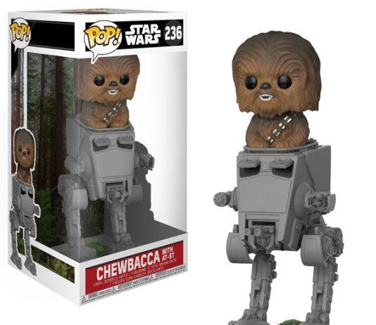 Funko Pop! Chewbacca AT-ST