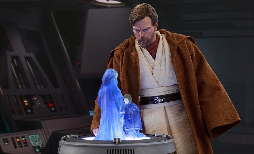 Star Wars Obi Wan Kenobi Deluxe Version Sixth Scale Figure Hot Toys Feature 903477