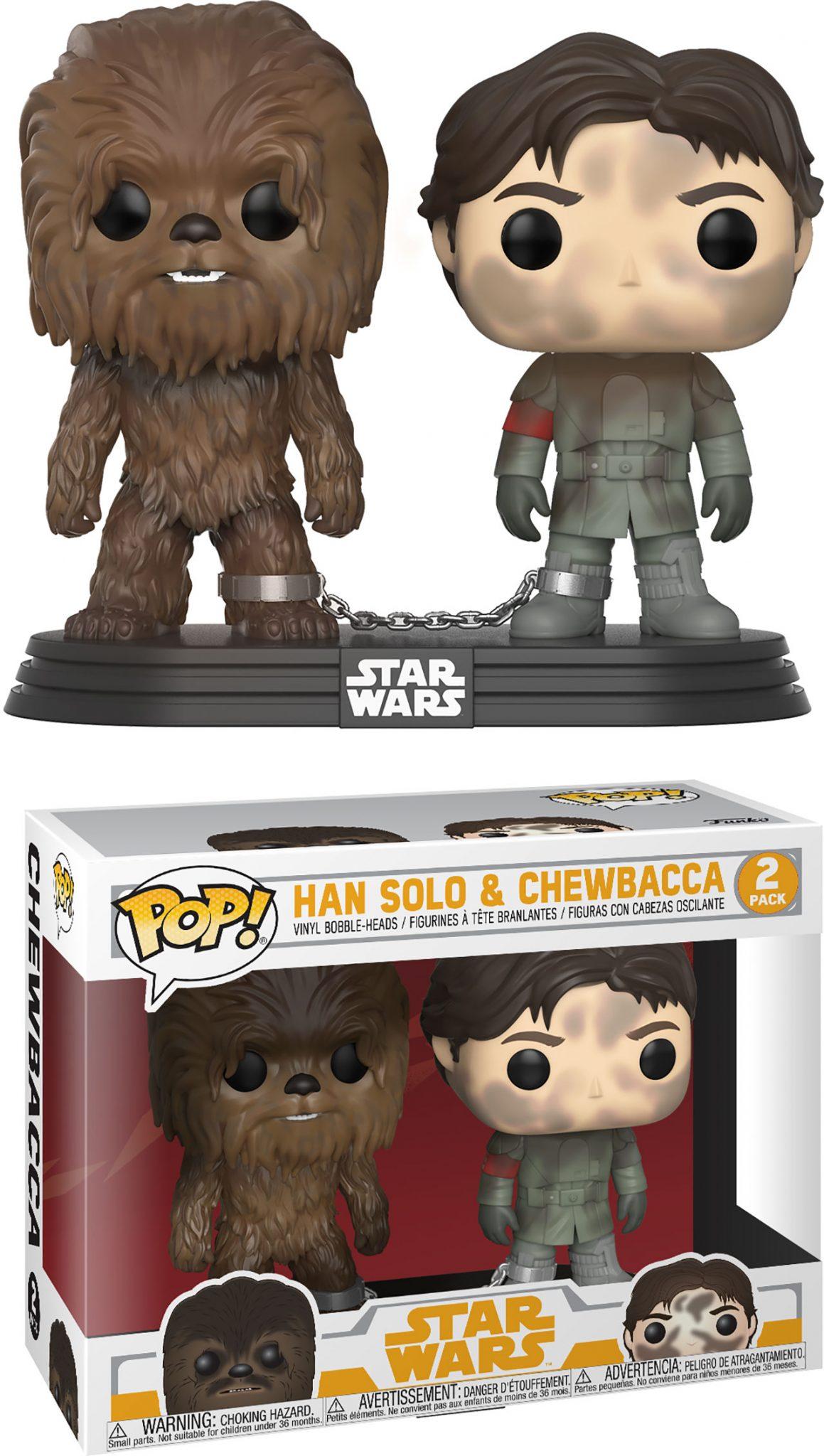 Hasbro e1176-Star Wars-Han Solo