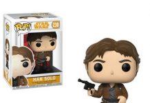 Han Solo Funko Pop!