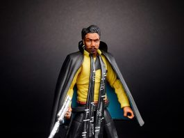 STAR WARS THE BLACK SERIES 6 INCH Figure Assortment Lando E1206 B3834