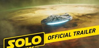 Official Solo: A Star Wars Story Trailer