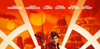 Solo Theatrical Poster