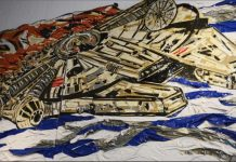 Ripley Entertainment Exhibits A Duct Tape Star Wars Millennium Falcon At Downtown Orlando Exhibit Orlando Business Journal 2018 05 16 23 24 31