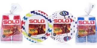 Star Wars Han Solo Teams Up With Plastic Cup Maker Solo Fortune 2018 05 16 23 29 43
