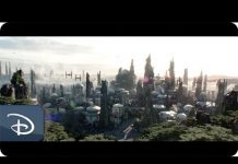 Disney Parks Announces Launch Dates For Star Wars: Galaxy's Edge