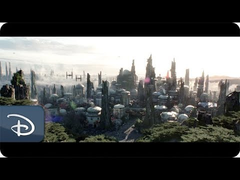 Disney Parks Announces Launch Dates For Star Wars: Galaxy's Edge