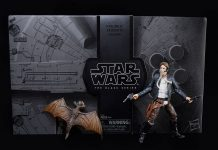 STAR WARS THE BLACK SERIES HAN SOLO AND MYNOCK Figures Oop3 V1 Current