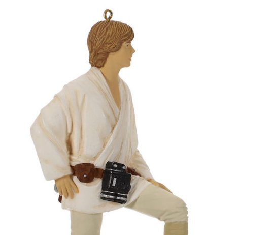 Hallmark Star Wars Luke Skywalker 2019 724x1024