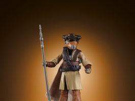 STAR WARS THE VINTAGE COLLECTION FIGURE Leia Boushh (PhotoReal 1)