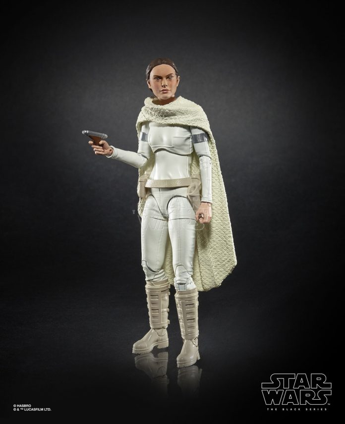 Star Wars The Black Series 6 Inch Padme Amidala Figure