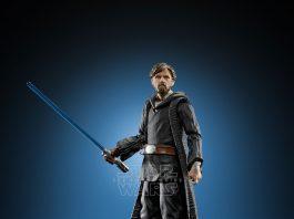 Star Wars The Vintage Collection Luke Skywalker (Crait) Figure