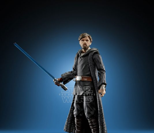 Star Wars The Vintage Collection Luke Skywalker (Crait) Figure
