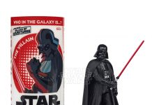 STAR WARS GALAXY OF ADVENTURES DARTH VADER Figure And Mini Comic (1)