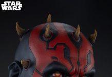 Star Wars Darth Maul Life Size Bust Sideshow 400313 11