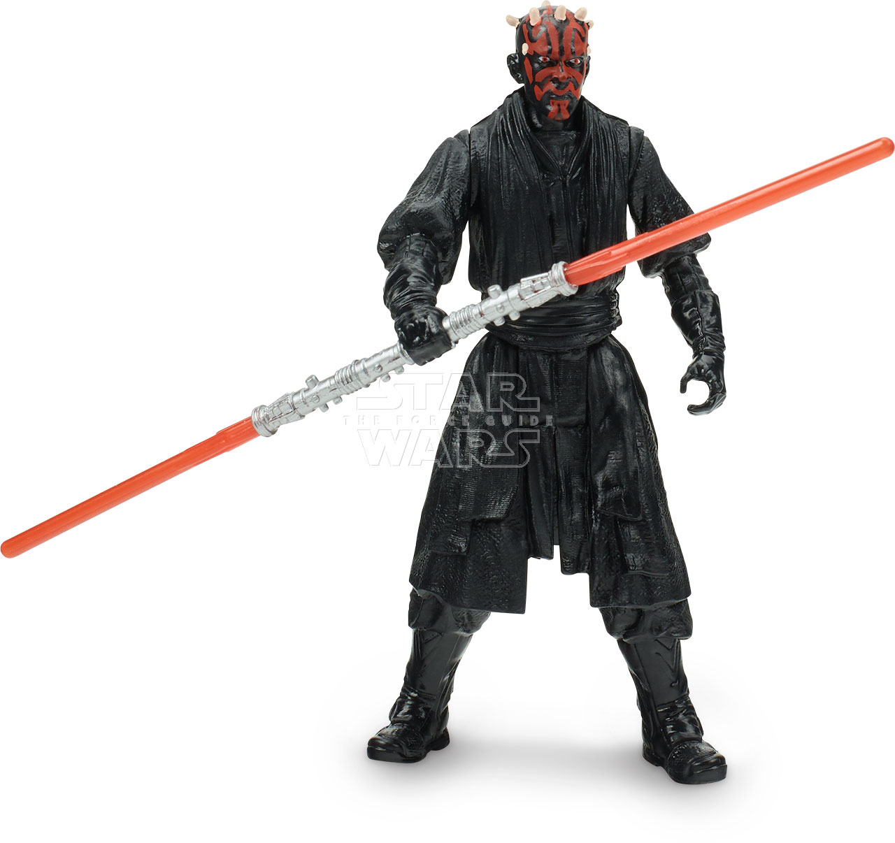 Star Wars Galaxy of Adventures NEW WAVE 3 Darth Maul In Hand