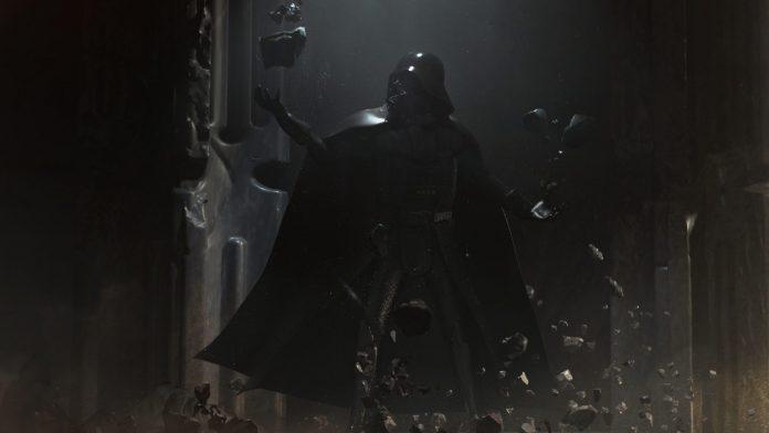 Vader Immortal Concept Art Tall