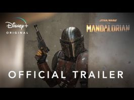 """The Mandalorian"" Official Trailer"