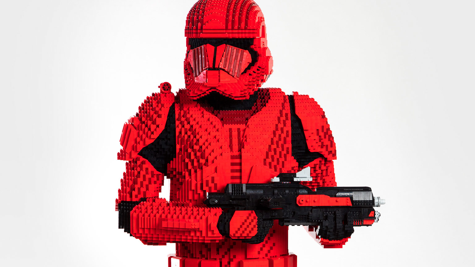 Lego Sith Trooper Tall