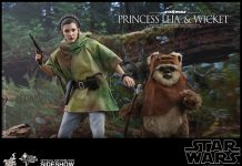 Princess Leia Wicket Star Wars Gallery 5d5708c7740c6
