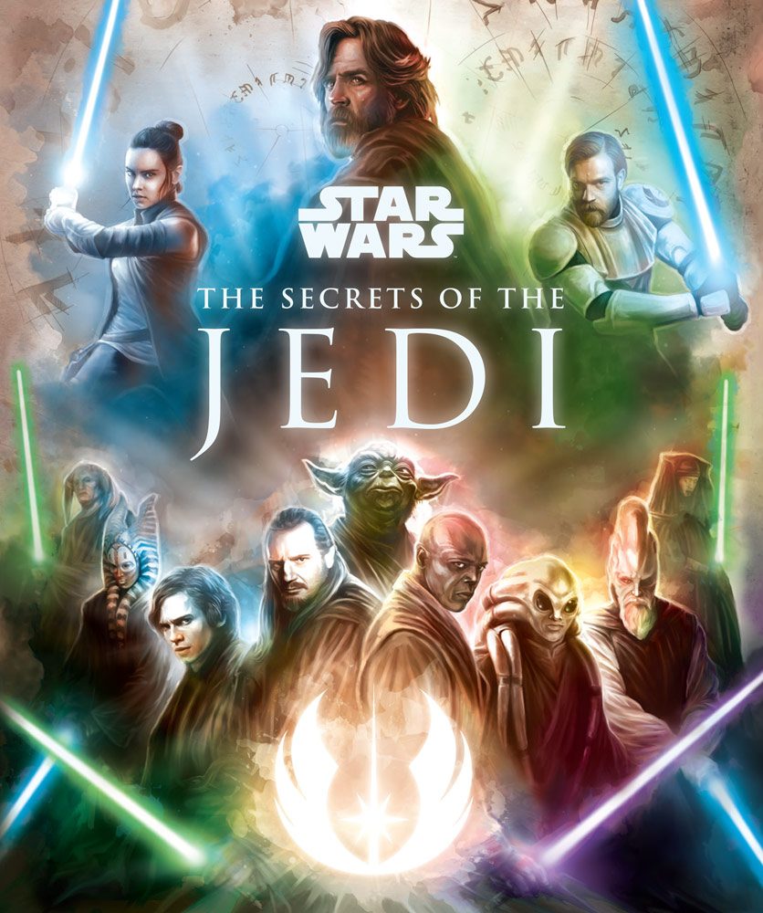 Secrets Of The Jedi Cover