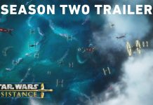 STAR WARS RESISTANCE SEASON TWO TRAILER REVEALED