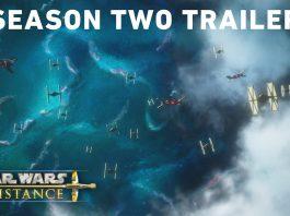 STAR WARS RESISTANCE SEASON TWO TRAILER REVEALED