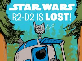 R2-D2 is LOST!